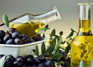 Le virtù benefiche dell'olio extravergine d'oliva