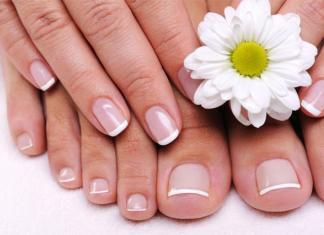 Rimedi naturali per le unghie gialle