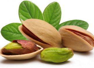 Olio di pistacchio