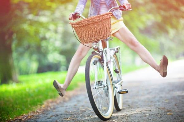5 motivi per andare in bicicletta