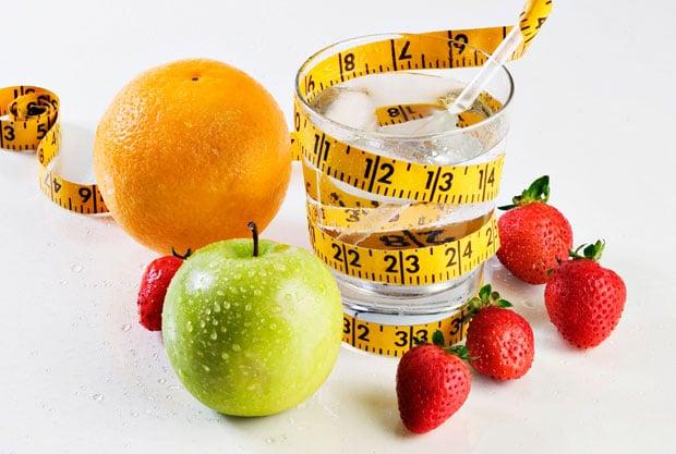 distribuire le calorie