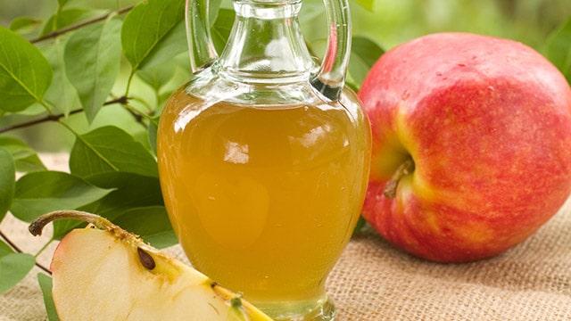 aceto di mele utilizzi