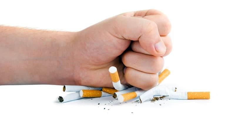 Benefici secondari smettere di fumare