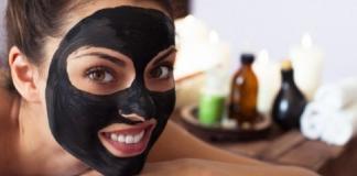 Black mask fatta in casa