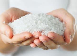 Trattamento a base di sale